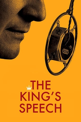 Poster of The King's Speech