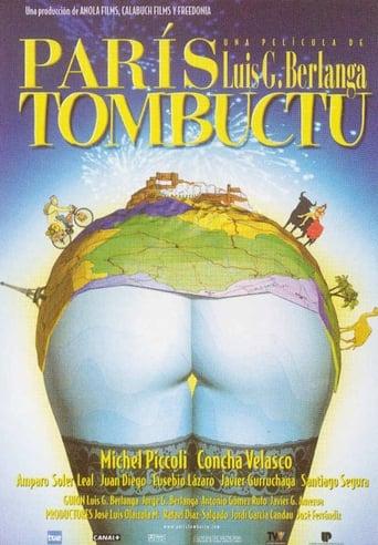 Poster of París-Tombuctú