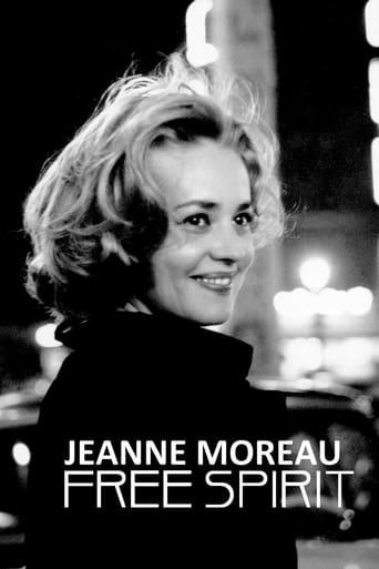 Poster of Jeanne Moreau: Free Spirit