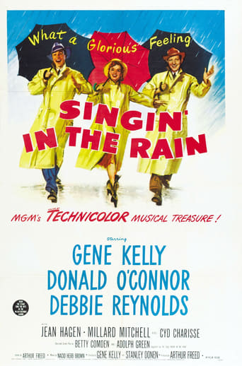 Poster of What a Glorious Feeling: The Making of 'Singin' in the Rain'