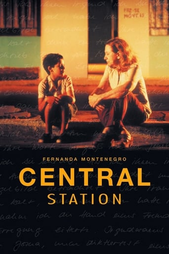 Poster of Central do Brasil
