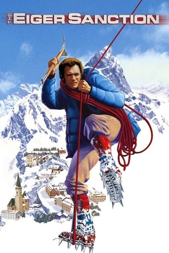 Poster of The Eiger Sanction