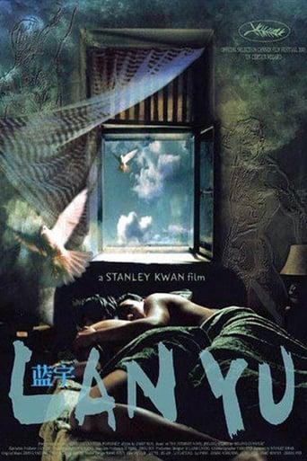 Poster of Lan Yu