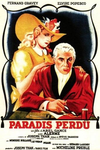 Poster of Paradis perdu