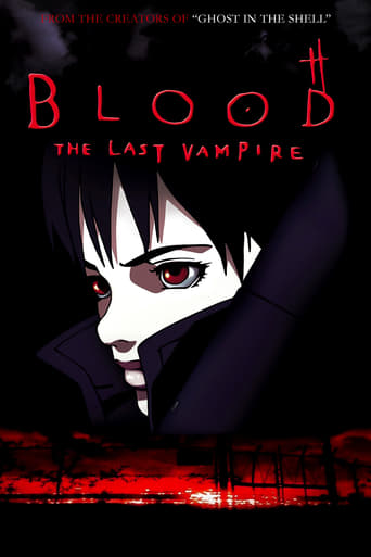 Poster of Blood: The Last Vampire