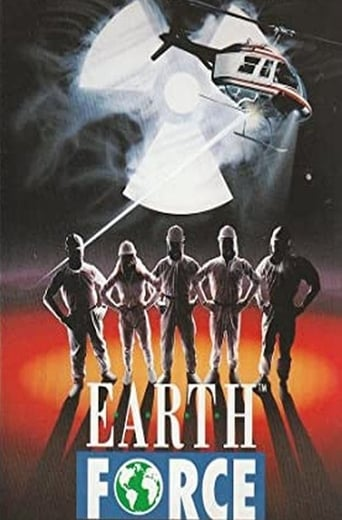 Poster of E.A.R.T.H. Force