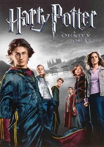 Poster of Harry Potter a Ohnivý pohár