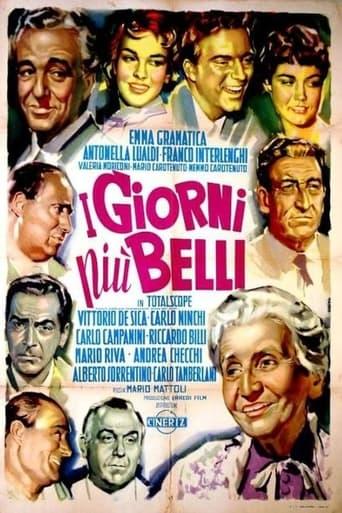 Poster of I giorni più belli