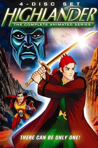Poster of Highlander: The Animated Series