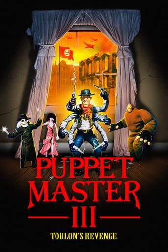Poster of Puppet Master III: Toulon's Revenge