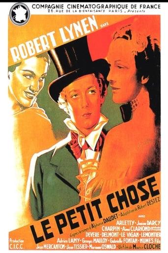 Poster of Le Petit Chose