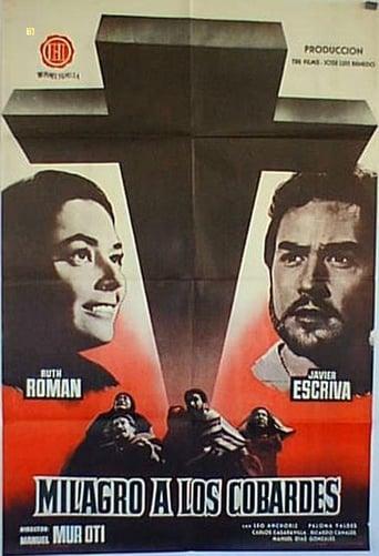 Poster of Milagro a los cobardes
