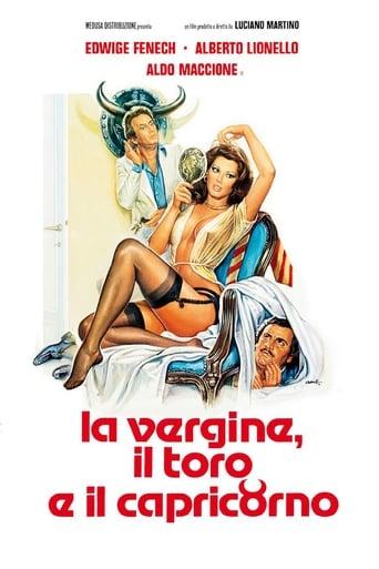 Poster of La vergine, il toro e il capricorno