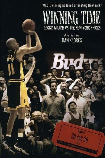 Poster of Winning Time: Reggie Miller vs. The New York Knicks