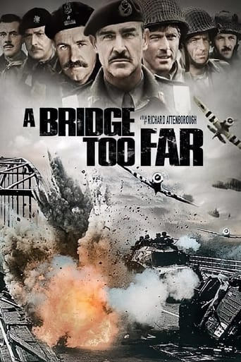 Poster of A Bridge Too Far