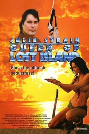 Poster of Queen of Lost Island