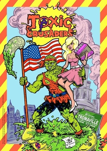 Poster of Toxic Crusaders
