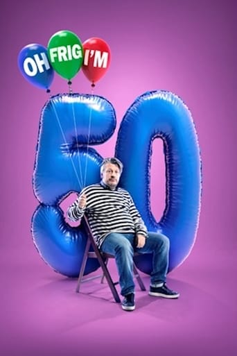 Poster of Richard Herring: Oh Frig, I'm 50!