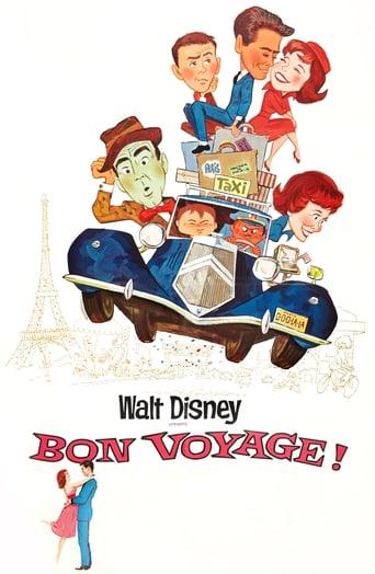 Poster of Bon Voyage!