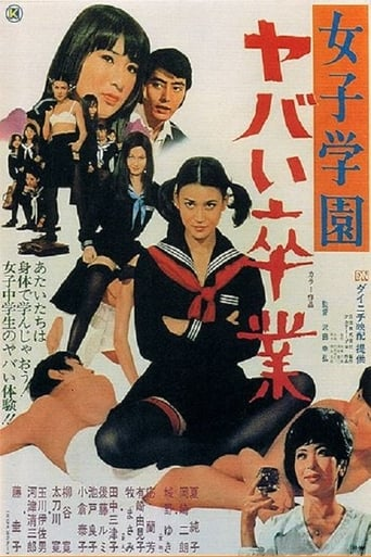 Poster of Hazardous Graduation
