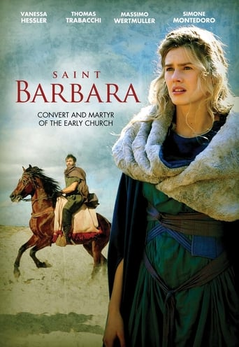 Poster of Saint Barbara