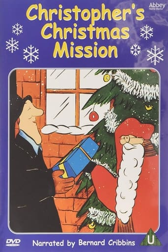 Poster of Christopher's Christmas Mission