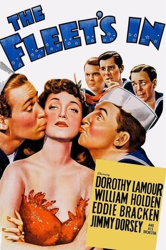 Poster of The Fleet's In
