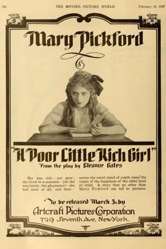 Poster of The Poor Little Rich Girl