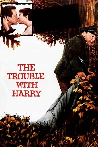 Poster of The Trouble With Harry