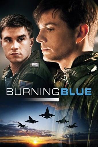 Poster of Burning Blue