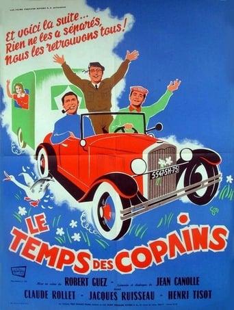Poster of Le temps des copains