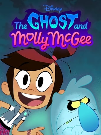 Poster of The Ghost and Molly McGee