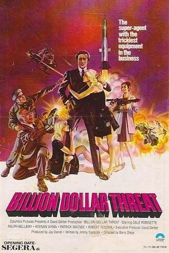 Poster of The Billion Dollar Threat