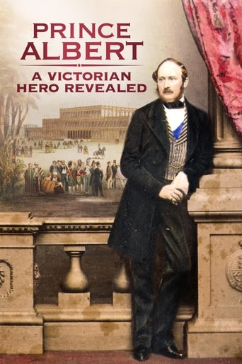 Poster of Prince Albert: A Victorian Hero Revealed