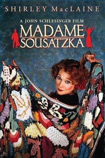 Poster of Madame Sousatzka