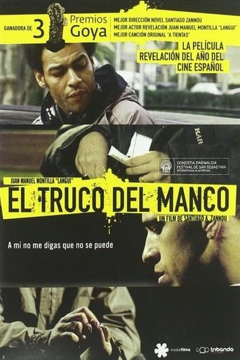 Poster of El truco del manco