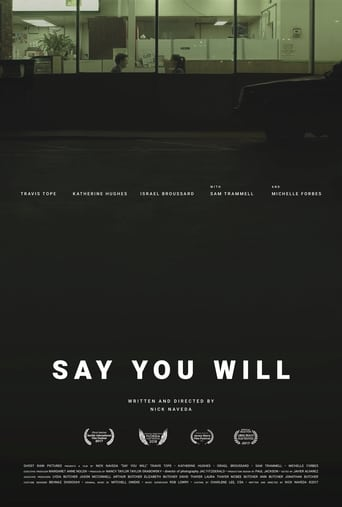 Poster of Say You Will