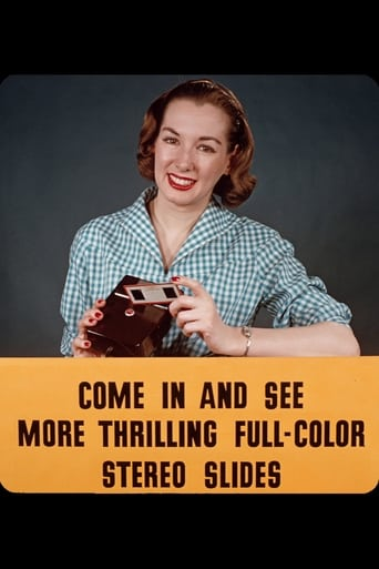 Poster of Mid-Century Memories in Kodachrome Stereo
