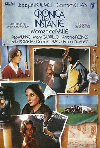 Poster of Crónica de un instante
