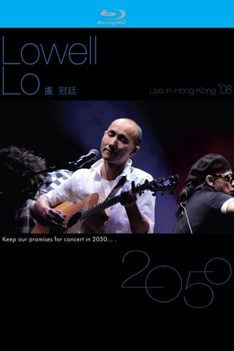 Poster of Lowell Lo 2050 Live In Hong Kong