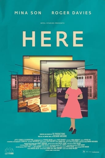 Poster of Here