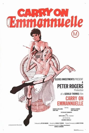 Poster of Carry On Emmannuelle