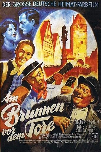 Poster of Am Brunnen vor dem Tore