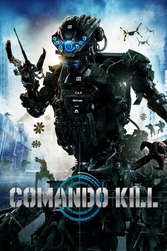 Poster of Comando Kill