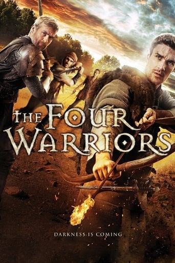 Poster of The Four Warriors