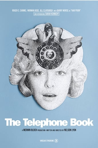 Poster of The Telephone Book