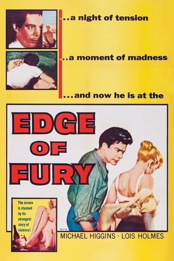 Poster of Edge of Fury