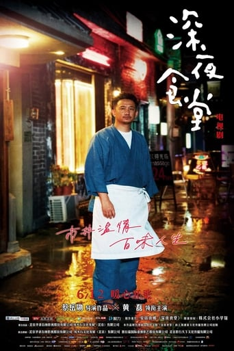 Poster of Midnight Diner