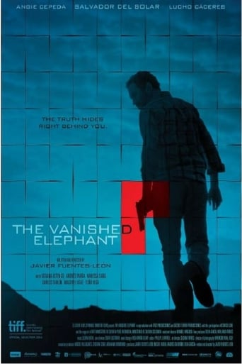 Poster of The Vanished Elephant