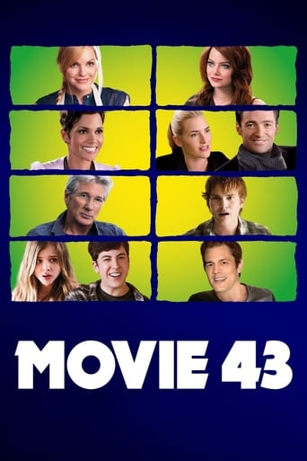 Poster of Movie 43